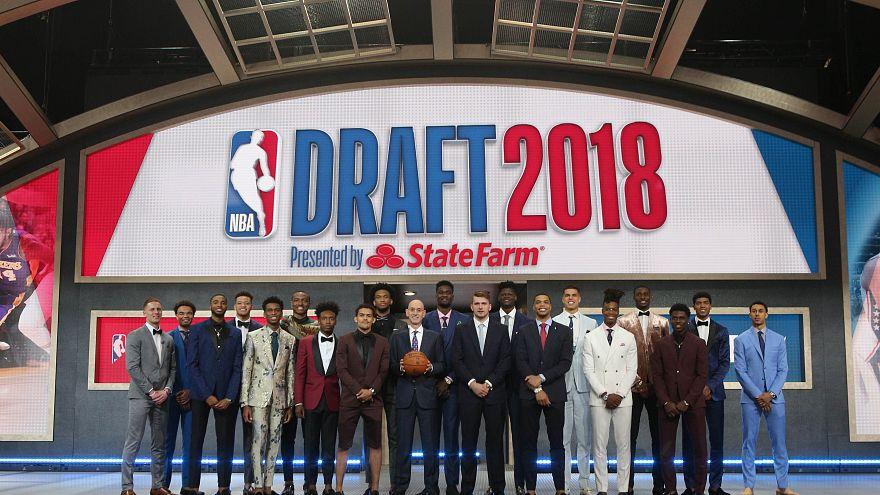 Et les premiers choix de la Draft sont...