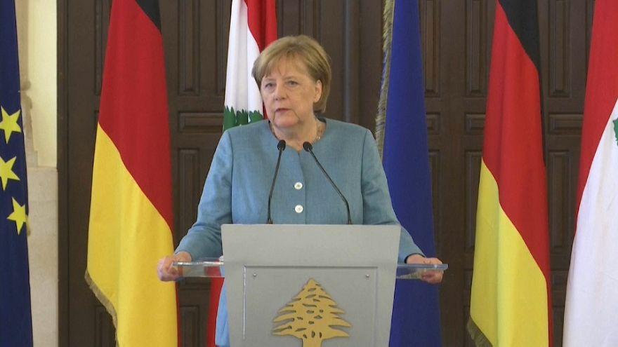 """Merkel: """"No habrá una solución europea inmediata sobre inmigración"""""""