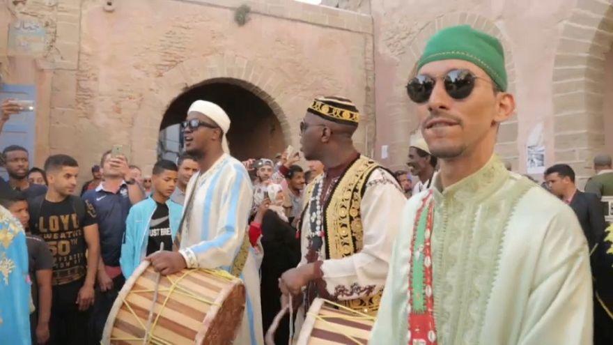 Morocco's hypnotic Gnaoua Music Festival