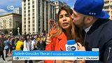 Mondiali: scuse per la molestia in diretta
