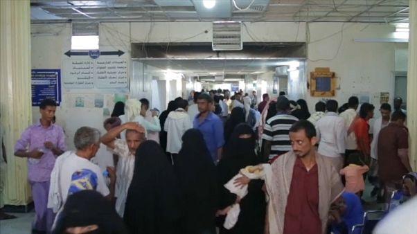 """Yemen, allarme Onu: """"Rischio colera"""""""