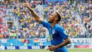 Brasil sufre para eliminar a Costa Rica del Mundial de Rusia