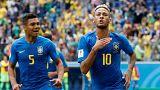 برزیل در دومین گام به سختی کاستاریکا را شکست داد
