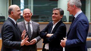 """Moscovici: """"É um grande dia para a Grécia e a zona euro"""""""