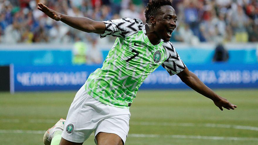 Nigéria legyőzte Izlandot