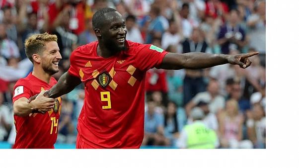 World Cup: Belgium defeats Tunisia 5-2