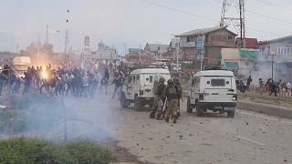 Confrontos regressam a Caxemira
