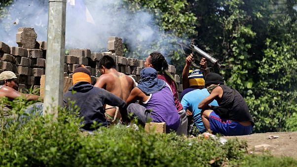 افزایش تعداد قربانیان خشونت ها در نیکاراگوئه
