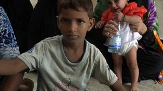 Ходейда: ООН опасается вспышки холеры