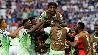 La victoria de Nigeria sobre Islandia deja soñar a Argentina con octavos