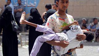 Ofensiva militar em al-Hudeida pode provocar surto de cólera