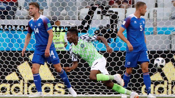 Μουντιάλ 2018: Η Νιγηρία κράτησε ζωντανή και την... Αργεντινή