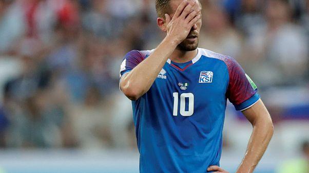 Нигерия обыграла Исландию со счетом 2:0