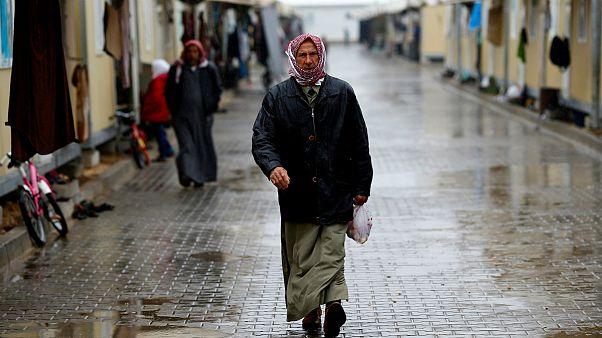 پناهنده سوری در ترکیه