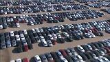 """Trump minaccia: """"Dazi del 20 per cento sulle automobili prodotte in Europa"""""""