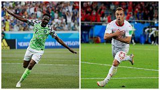 پیروزی تیم های نیجریه و سوئیس در نهمین روز جام بیست و یکم