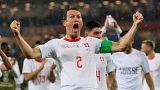 Сербия - Швейцария - 1:2