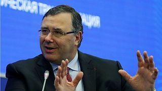 رئیس شرکت نفتی توتال درباره ادامه فعالیت این شرکت در ایران و وتحریم آمریکا