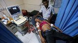 Yemen'de insani kriz: El Hudeyde kentinde ilaç ve tıbbi malzeme tükenmek üzere