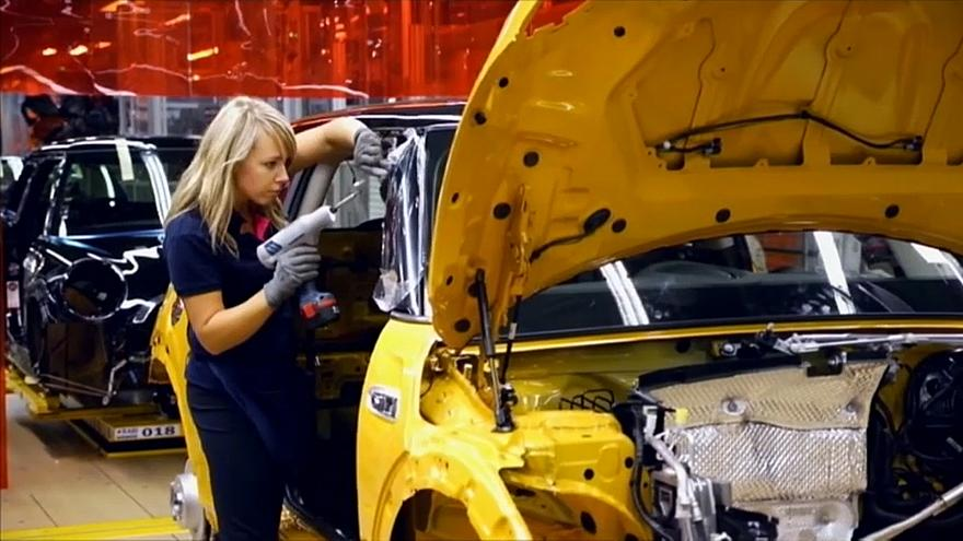 BMW employs 8,000 people in the UK