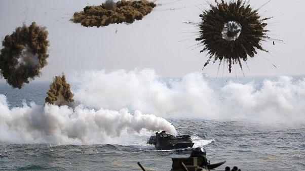 البنتاغون يعلق لأجل غير مسمى مناوراتٍ عسكرية مشتركة مع كوريا الجنوبية