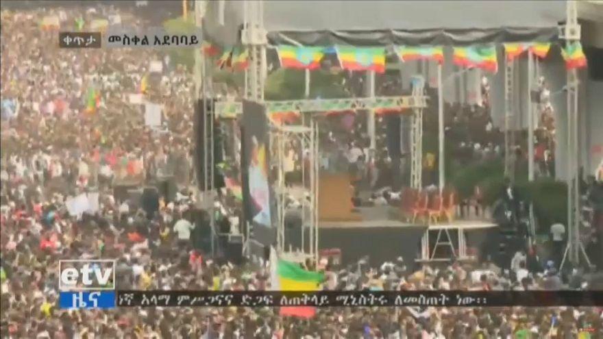 Explosion bei Veranstaltung mit Äthiopiens Ministerpräsident Abiy Ahmed