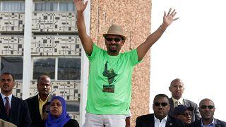 نجاة رئيس وزراء إثيوبيا من هجوم أدى لمقتل شخص وإصابة 150 بجروح