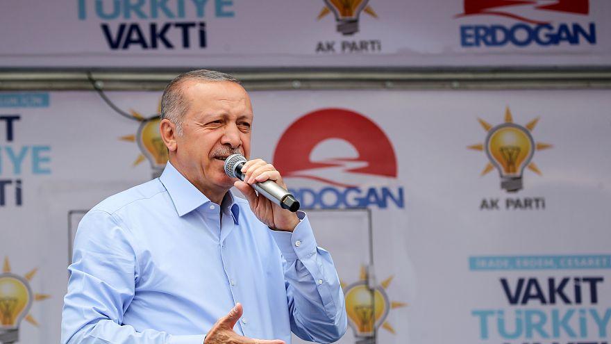 Erdoğan: İnce Demirtaş'tan icazet aldı