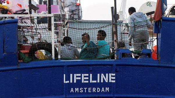 El Lifeline solo tiene provisiones hasta el lunes