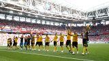 مونديال روسيا: بلجيكا تسحق المنتخب التونسي بخمسة أهداف وتتأهل للدورال 16