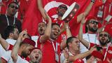 تتابعون التغطية الحية للمباراة تونس  أمام بلجيكا
