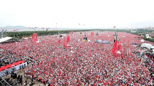 گردهمایی انتخاباتی نامزد حزب جمهوری خواه خلق
