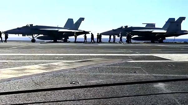 USA und Südkorea sagen Militärübungen ab