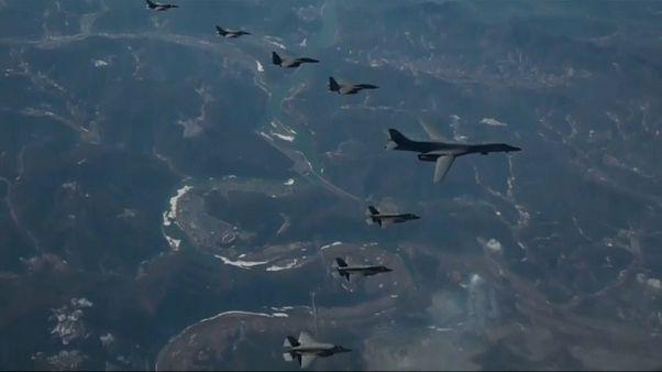 """EE.UU suspende """"indefinidamente"""" las maniobras conjuntas con Corea del Sur"""