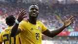 Bélgica 5- 2 Túnez: Bélgica logra su acceso a los octavos de final
