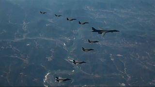 EUA e Coreia do Sul suspendem treinos militares conjuntos
