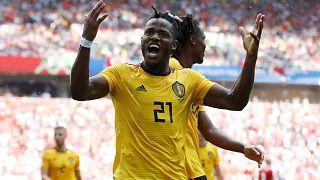 Bélgica vence Tunísia por 5-2
