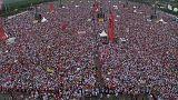 Turchia, voto cruciale. Le grandi manifestazioni la cifra di una campagna elettorale vivace