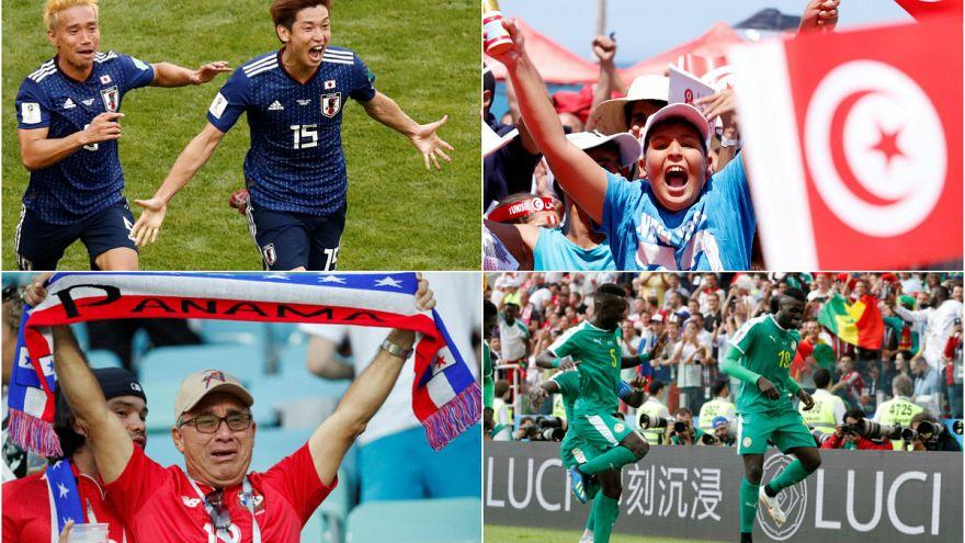Dünya Kupası: 24 Haziran maç programı