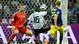 2 : 1 gegen Schweden - Kroos mit Last-Minute-Tor