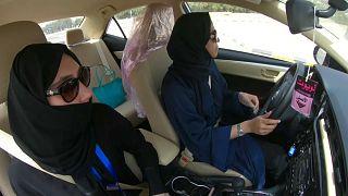 Domingo histórico para as mulheres da Arábia Saudita