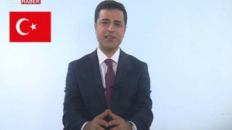 Demirtaş: HDP kaybederse Türkiye kaybeder