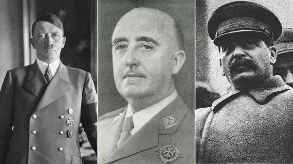 Avrupa'nın 20'inci yüzyılda yaşayan diktatörleri nerede gömülü?