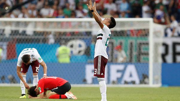 Μουντιάλ 2018: Μια ανάσα από την 16άδα το Μεξικό