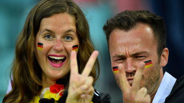 World Cup Live: Germany vs Sweden