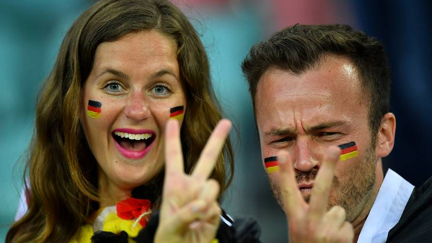 World Cup: Germany win 2-1 against Sweden in last-gasp victory