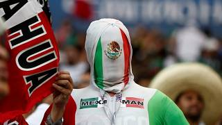 Le Mexique (presque) qualifié