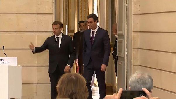 Migranti: Macron mette un'ipoteca sul mini vertice europeo