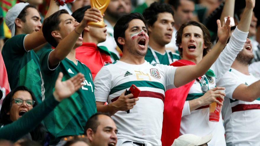 Mondiali 2018, il Messico travolge la Corea del Sud 2-1