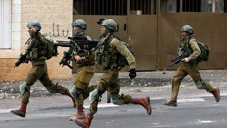 إصابة ثلاثة جنود إسرائيليين دهسا قرب بيت لحم
